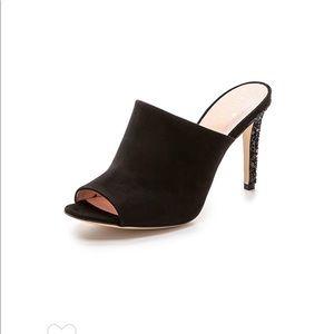 Kate Spade Ilisandra Glitter Heel Mules